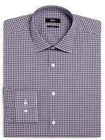 Boss Marley Open-Check Regular Fit Dress Shirt