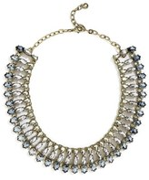 BaubleBar Sevanna Crystal Collar Necklace