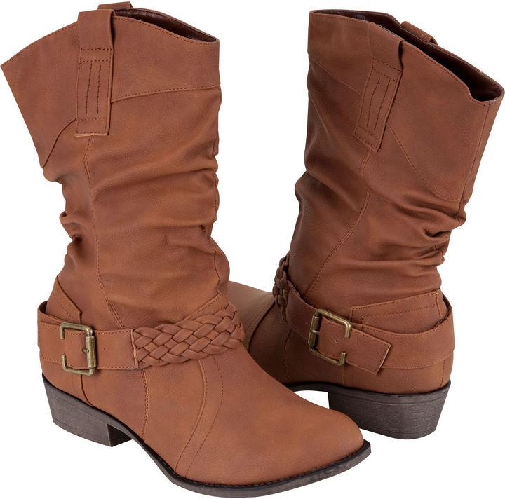 Tasha DE BLOSSOM Womens Boots