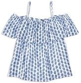 Ralph Lauren Girls' Paisley Top - Sizes 7-16