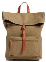 Madewell Canvas Backpack - Black