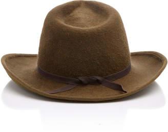 Eric Javits Bonanza Rabbit Fur Hat