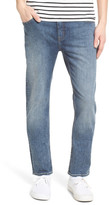 Cheap Monday Sonic Skinny Fit Jeans (Stale Blue)