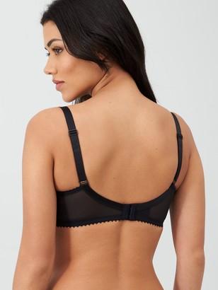 Berlei Embrace Non Padded Side Support Bra - Black