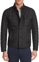 BOSS Camano Quilted Nylon Field Jacket