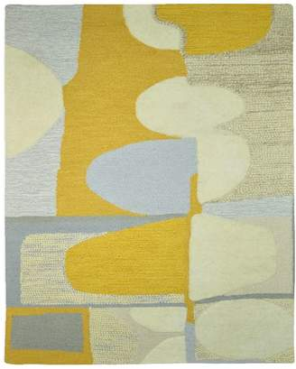 west elm Christopher Wynter Abstract Wool Rug