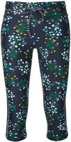 The Upside floral print fitness capris - women - Polyamide - XXS