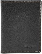 Fossil Lincoln Bi-Fold Leather Card Case