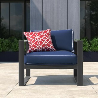 Tommy Hilfiger Monterey Patio Chair with Cushion