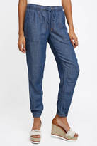Sanctuary Lightweight Denim Jogger Pants
