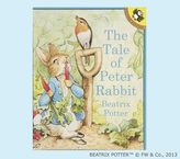 Pottery Barn Kids The Tale of Peter Rabbit Paperback Book