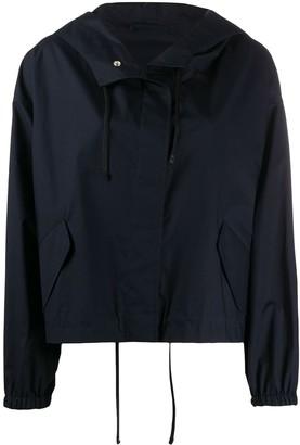 Jil Sander Lightweight Hooded Jacket