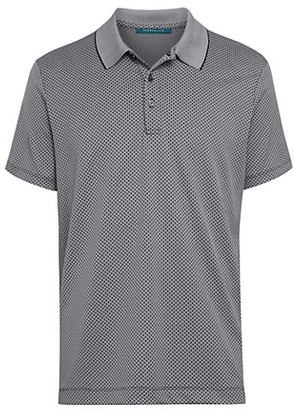 Perry Ellis Geometric Polo