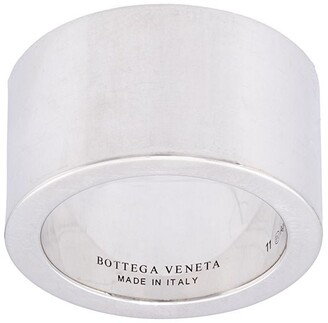 Bottega Veneta wide band ring