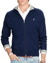 Polo Ralph Lauren Zip-Front Cotton Sweater