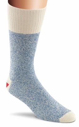 Fox River Red Heel Monkey Socks 2pr/Pkg-Size Medium Blue