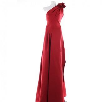Maticevski Red Dress for Women