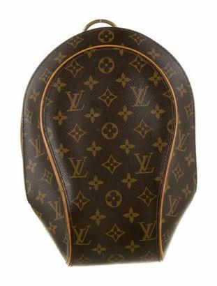 Louis Vuitton Monogram Ellipse Backpack olive