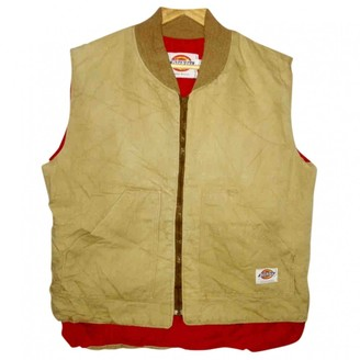 Dickies \N Red Synthetic Jackets
