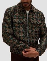 3.1 Phillip Lim Floral Jacquard Bowler Jacket
