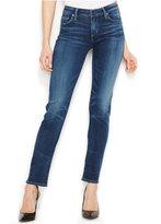 Citizens of Humanity Arielle Petite Medium Indigo Wash Mid-Rise Skinny Jeans