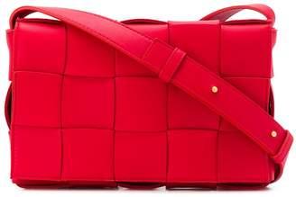 Bottega Veneta maxi Intrecciato crossbody bag