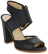 Kenneth Cole New York Stacy Leather Cutout Sandals