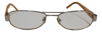 Dolce & Gabbana Orange Metal Sunglasses