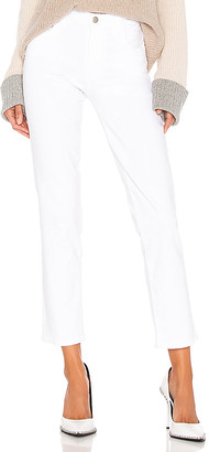 J Brand Adele Mid Rise Straight. - size 24 (also