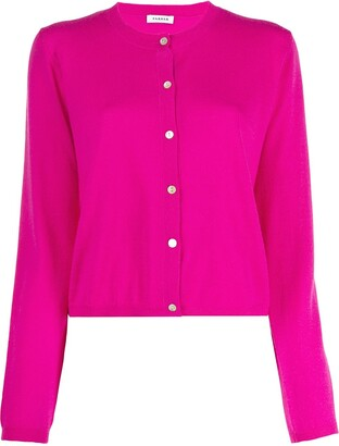 P.A.R.O.S.H. Cropped Cashmere Cardigan