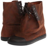 Vivienne Westwood Suede Slouch Boot