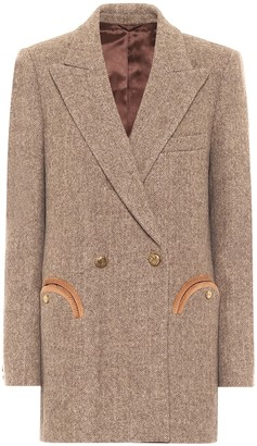 BLAZÉ MILANO Solandge Everyday virgin wool blazer