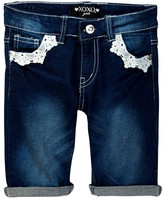 XOXO Stretch Denim Bermuda (Big Girls)