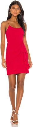 Parker Black Myrtle Dress