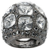 Kenneth Jay Lane As Is Kenneth Jay Lane's Manhattanite Pave' Ring