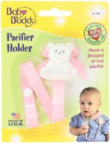 Baby Buddy 2-Count Pacifier Holder