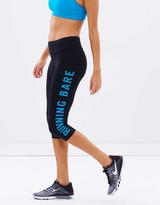 Running Bare WOTS 3/4 Tights