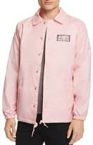Obey Vibes Jukebox Coach Jacket