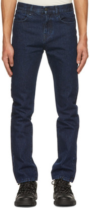 McQ Blue Slim-Fit Jeans