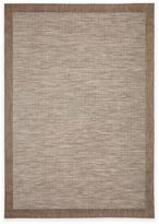 Orian Breeze Collection Admiral Sky Area Rug in Arctic Blue