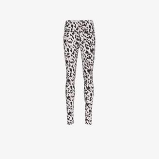 Varley Duncan cheetah print leggings