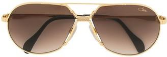 Cazal Aviator Sunglasses
