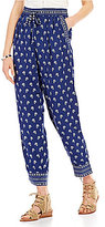 Vince Camuto Two By Paisley Stamp Soft Jogger