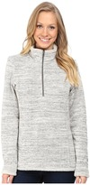 Kuhl Alska 1/4 Zip Women's Long Sleeve Pullover