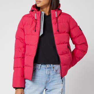 Superdry Women's Spirit Puffer Icon Jacket