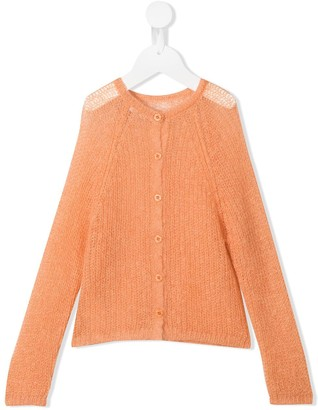 Il Gufo Open Knit Sweater
