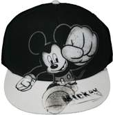 Disney Mickey Mouse Smash Flat Bill Mens' Baseball Hat