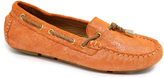 Lamo Orange Elite Suede Boat Shoe - Women