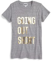 Sub Urban Riot Girl's Sub_Urban Riot Going Out Graphic Tee
