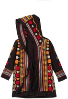 Mimi & Maggie Tapestry Coat (Little Girls & Big Girls)